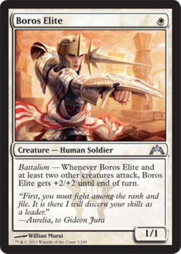 Mtg Modern Red White Boros Deck Magic The Gathering Rare Cards