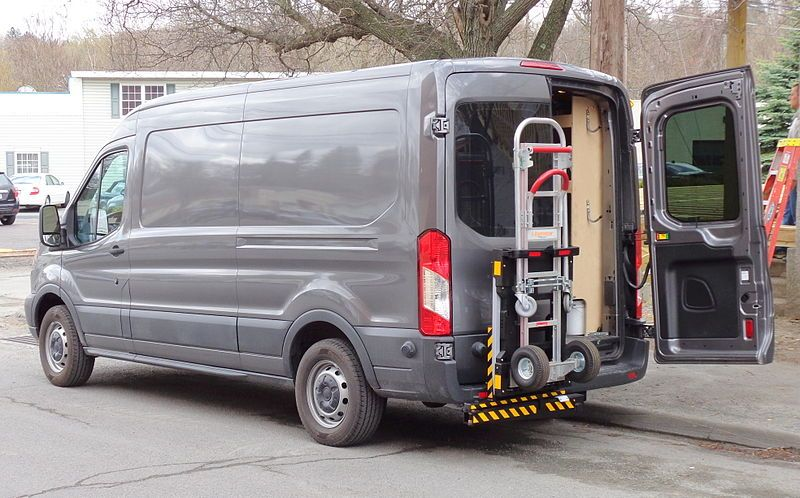 Courier jobs in huntersville nc ford transit van