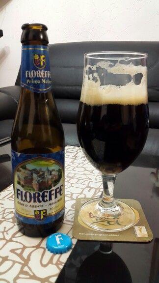 Prima malier de Florefee. Cerveza de abadía. Bélgica.