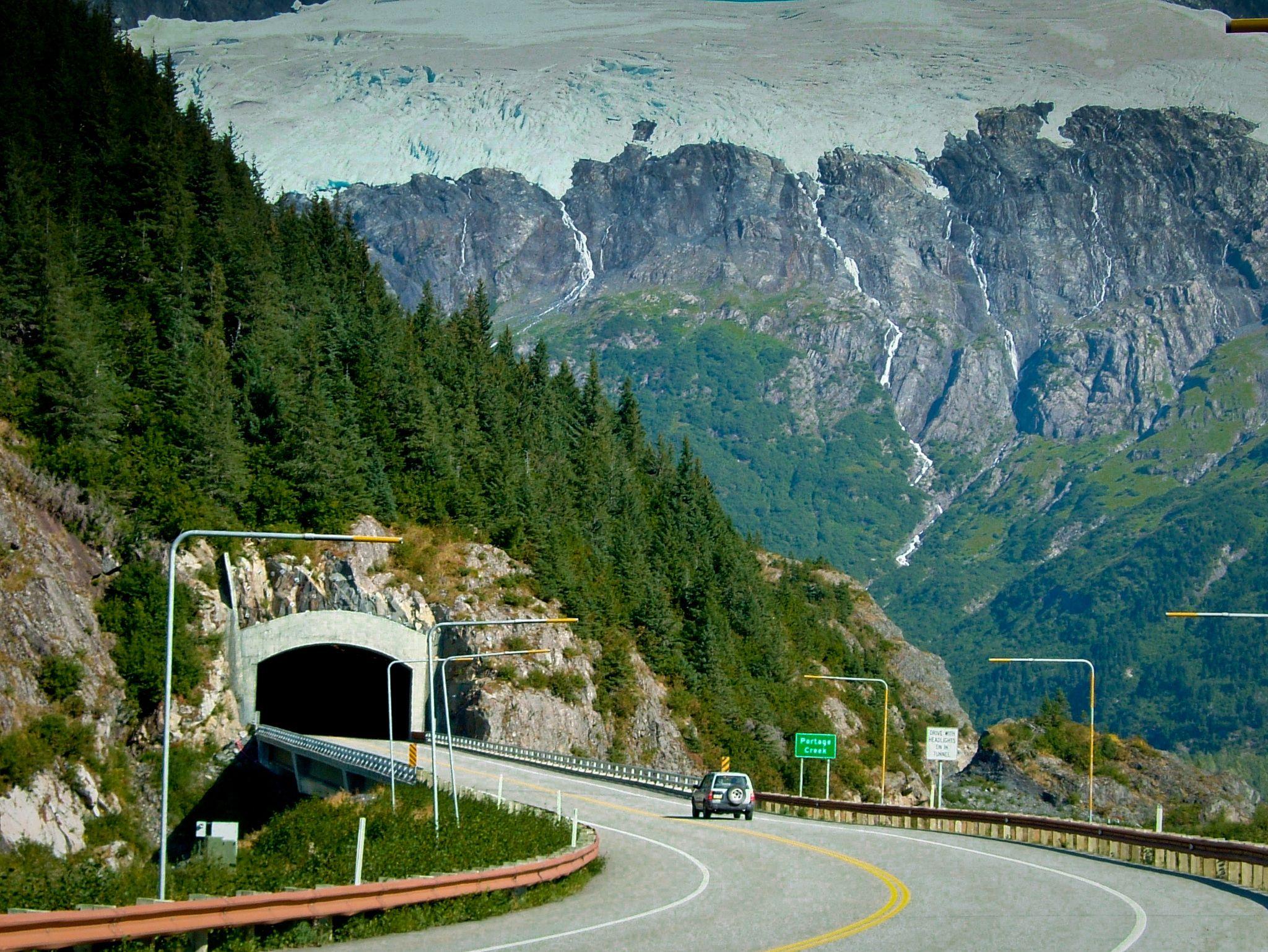 Alaska Major Cities Map%0A Best     Whittier tunnel ideas on Pinterest   Denali national park tours   Alaskan vacations and Alaska adventures