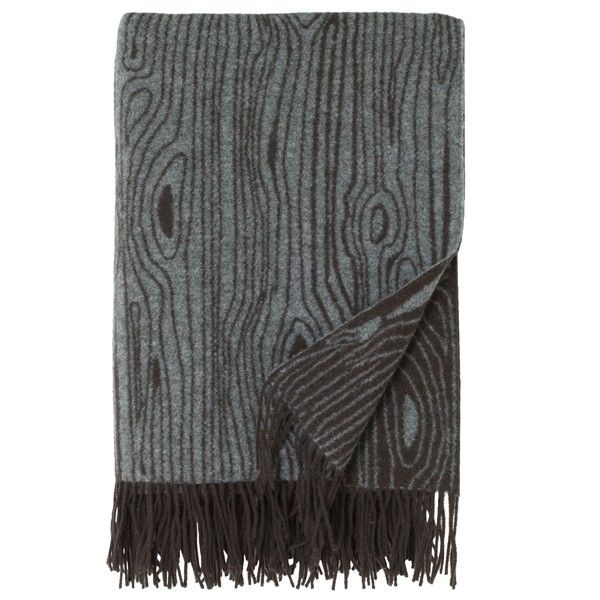 Need this - Large Wood Throw  by Donna Wilson