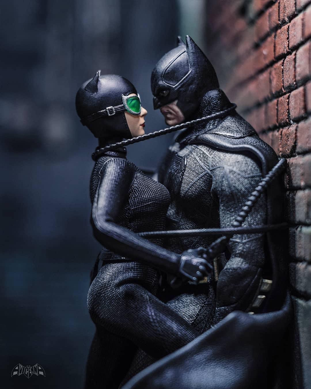 Wow Amazing Shot Of The New Mezcotoyz Catwoman Figure With