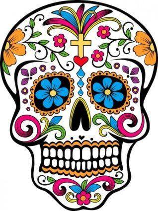Imagenes Ilustraciones Y Dibujos Para Dia De Muertos Dale Detalles Imagenes De Calaveras Mexicanas Calaveras Dia De Muertos Imagenes De Calavera