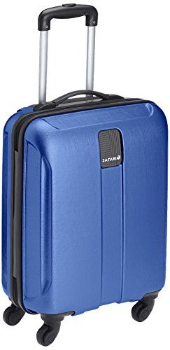 88d201b828 Buy  7  Safari Thorium Polycarbonate 55 cms Blue Hardsided Carry On  (Thorium-