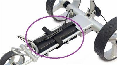 Battery Spitzer Electric Caddies, Lithium Remote