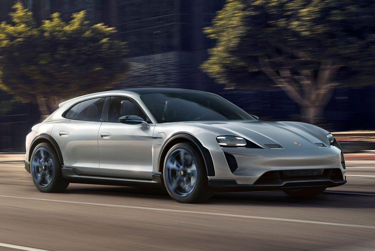 Porsche Mission E Cross Turismo Concept Mission e