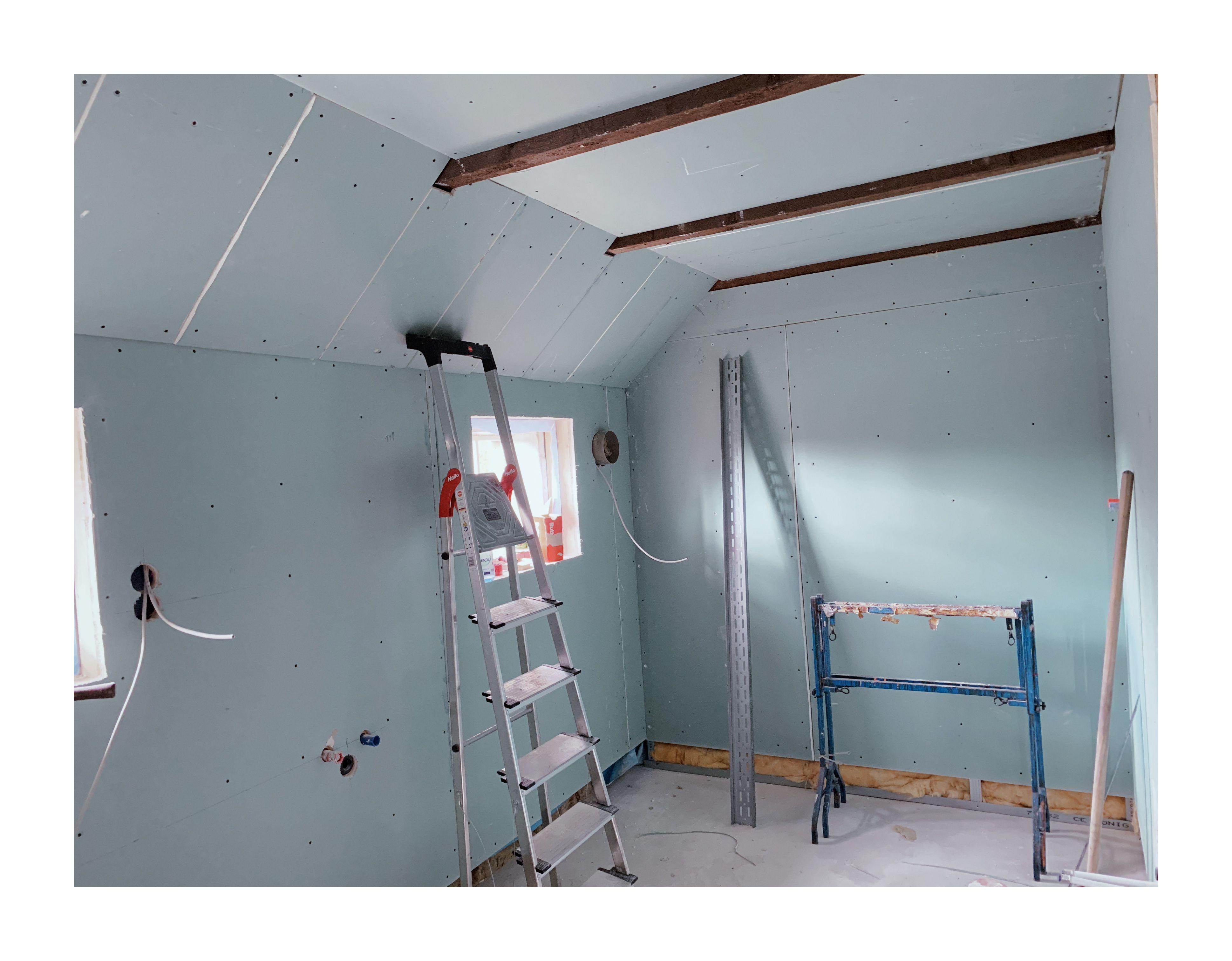 Trockenbauarbeiten Leiter Estrich In 2020 Badezimmer Einrichtung Bau Einrichtung