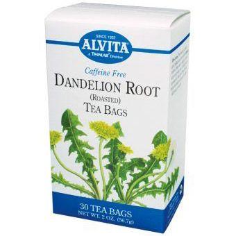 Jilian Michael's Detox Water--dandelion root tea, sugar free cranberry juice, distilled water, and lemon