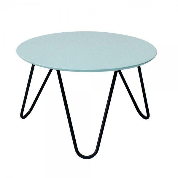 table basse ann es 50 bruy re tables vintage table. Black Bedroom Furniture Sets. Home Design Ideas