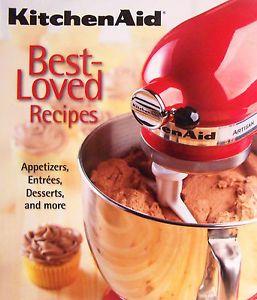 Kitchen Aid Cookbook