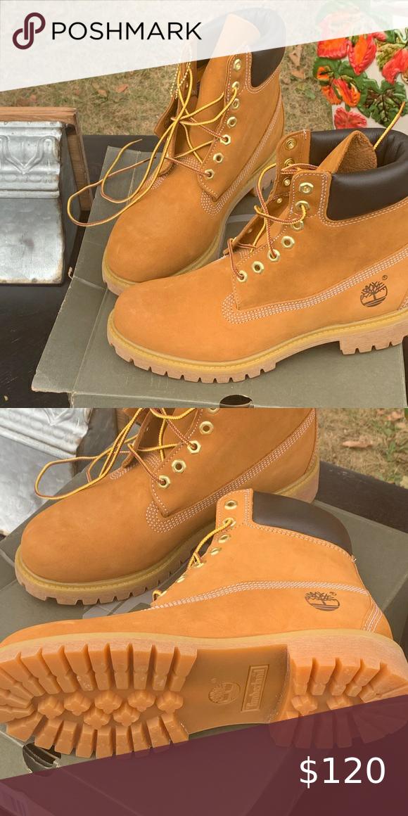 Men S 6 Inch Premium Waterproof Boots Timberland Us Store Timberland Boots Timberland Boots Mens Timberland Boots Outfit Mens