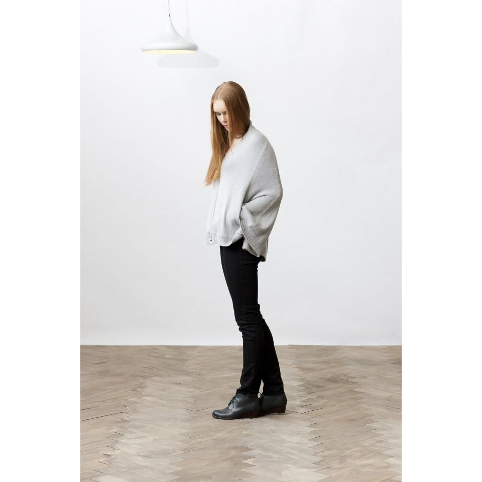 Knitted Cape Poncho   Jackets & Knitwear   Womens   Collections   Elk Accessories #dreamsummer #elkaccessories
