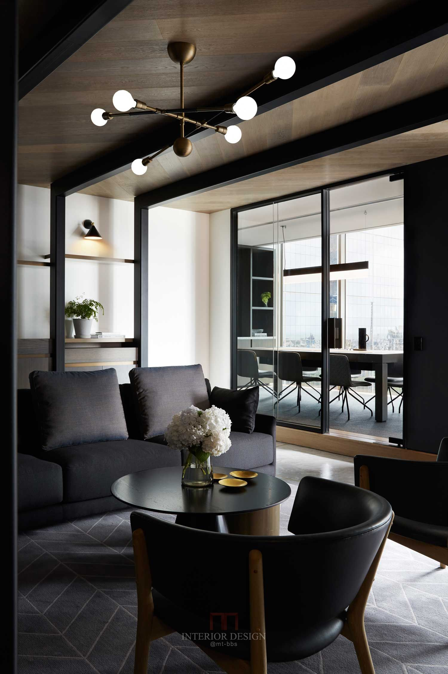 Pask Office- Mim Design. Photography by Peter Clarke   office ...