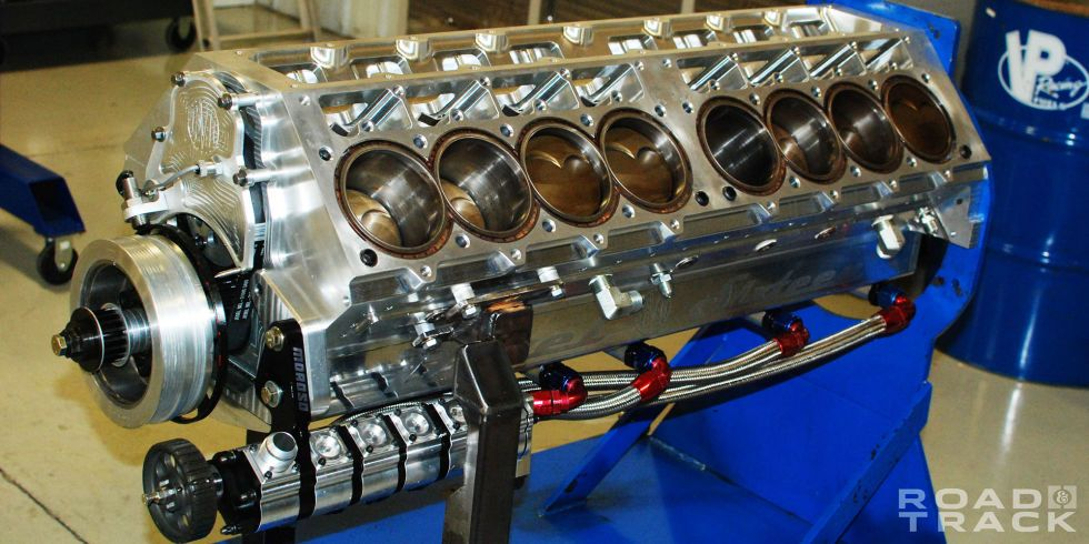 Road Amp Track Visited Steve Morris Engines To See The Devel