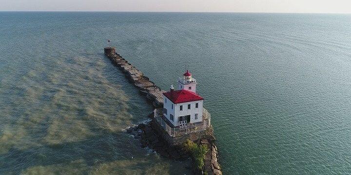 Lake Erie, Ohio, USA