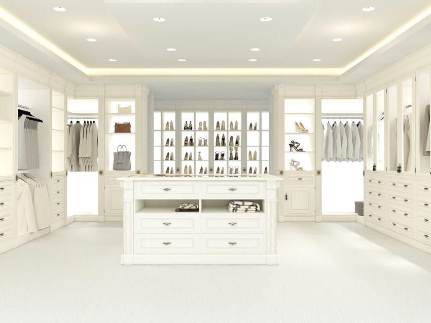 43 Luxury Walk In Closet Ideas Organizer Designs Pictures