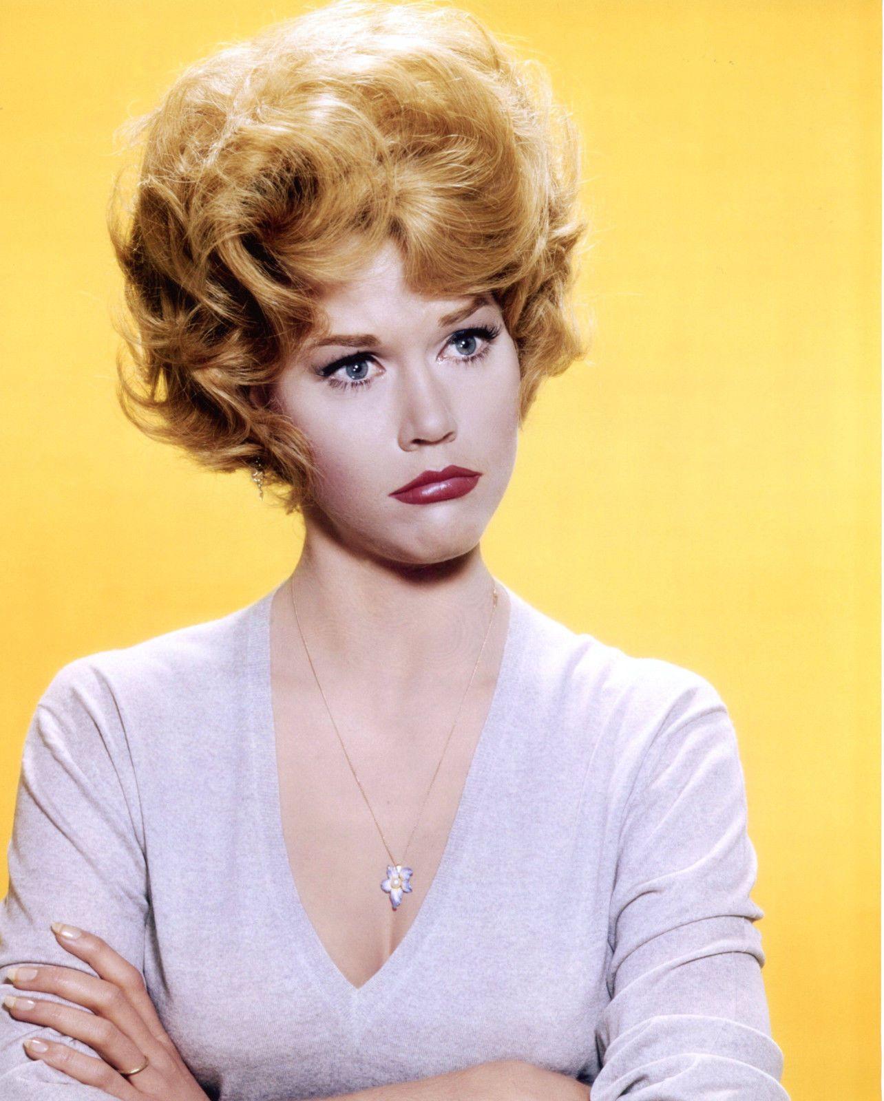Jane Fonda 8x10 T0992 eBay