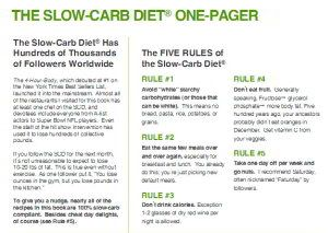 tim ferriss slow carb diet recipes