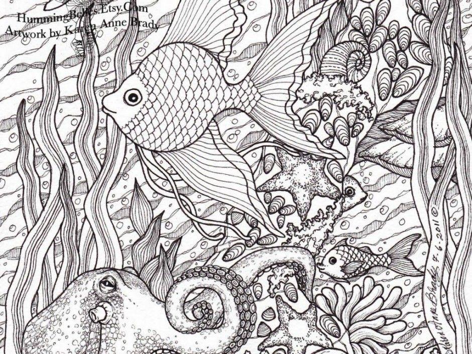 Mandala Coloring Pages for Kids & Adults | Fantasy Jr. Description ...