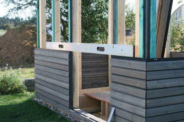 diy gartenh tte construction framing pinterest garten gartenhaus und garten ideen. Black Bedroom Furniture Sets. Home Design Ideas