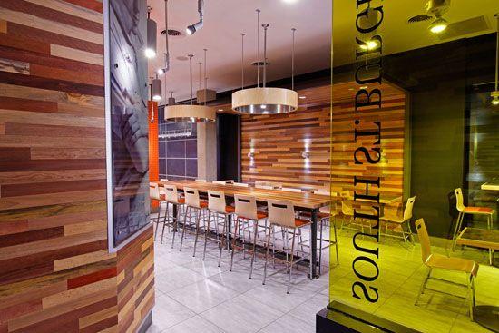 Are award winner south st burger fast casual environmental