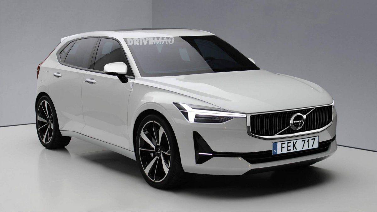 Volvo S40 2020 Spesification di 2020