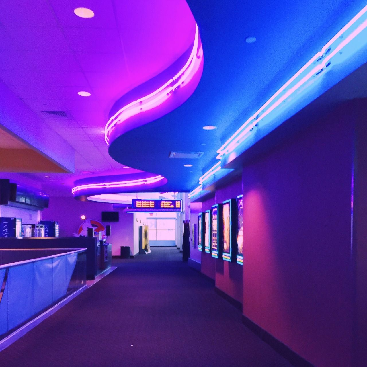 This 80s style movie theater Aesthetic movies, Movie