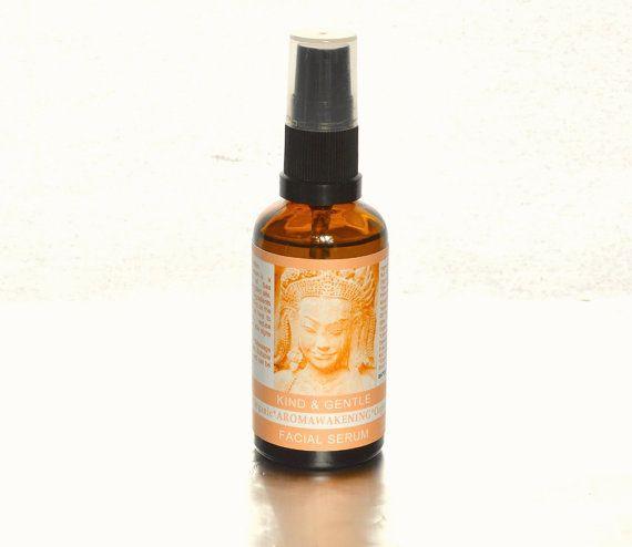 Anti Allergy Sensitive Skin Organic Facial Care Serum Nourishing Sea Buckthorn & Plant Oils 50ml / 1.6 fl oz