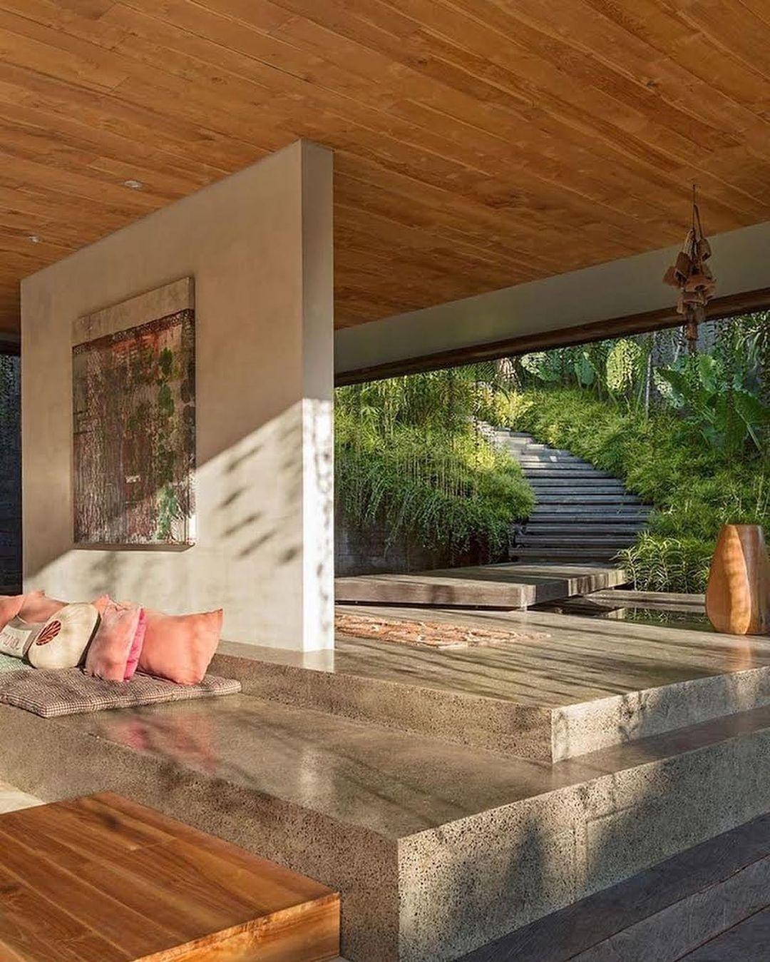 "⚫️ Billionaire's Interior ⚫️ on Instagram: ""Villa Chameleon designed by @wordofmouthhouse . . . #modernhomes #contemporaryhome #homedesignideas #luxeathome #modernhome #render #3d…"""