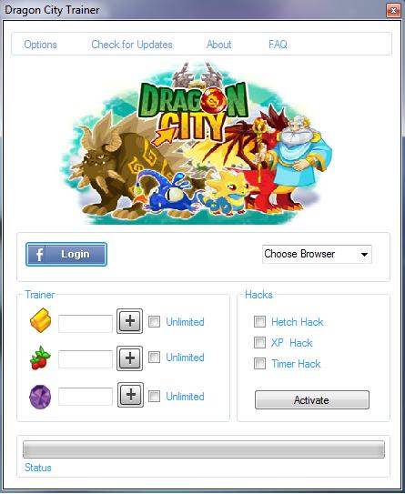 dragon city hack download free no survey