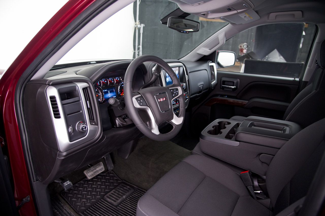 gmc sierra 2014 interior. with a red lifted 2014 gmc sierra in the drive way cars and bikes pinterest interior