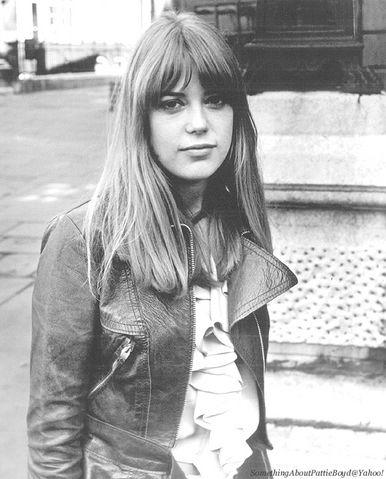 Jenny Boyd Cool Hairstyles Sixties Fashion Jenny