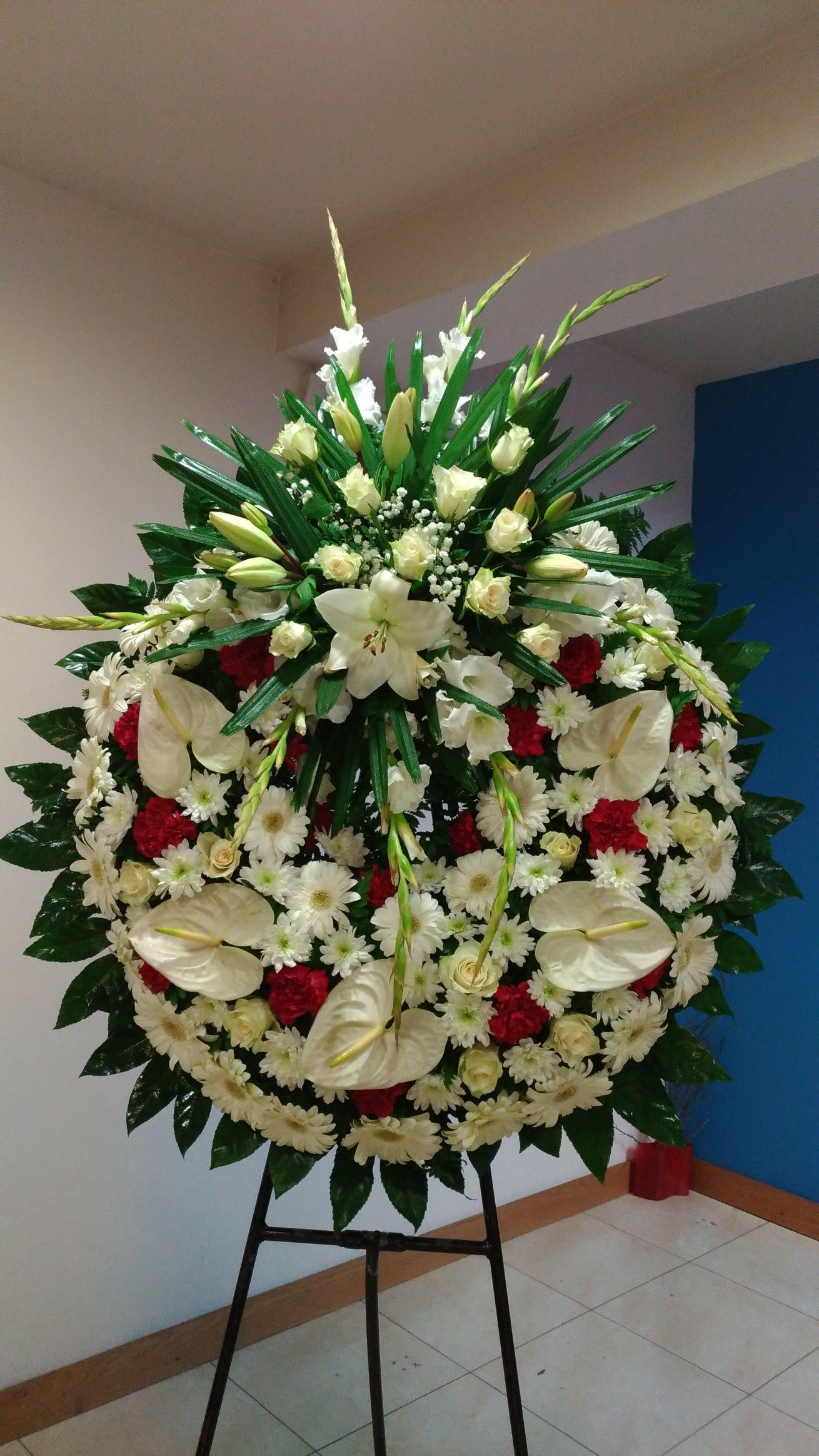 Pin By Esther On Funeral Flowers Ideas Pinterest Funeral