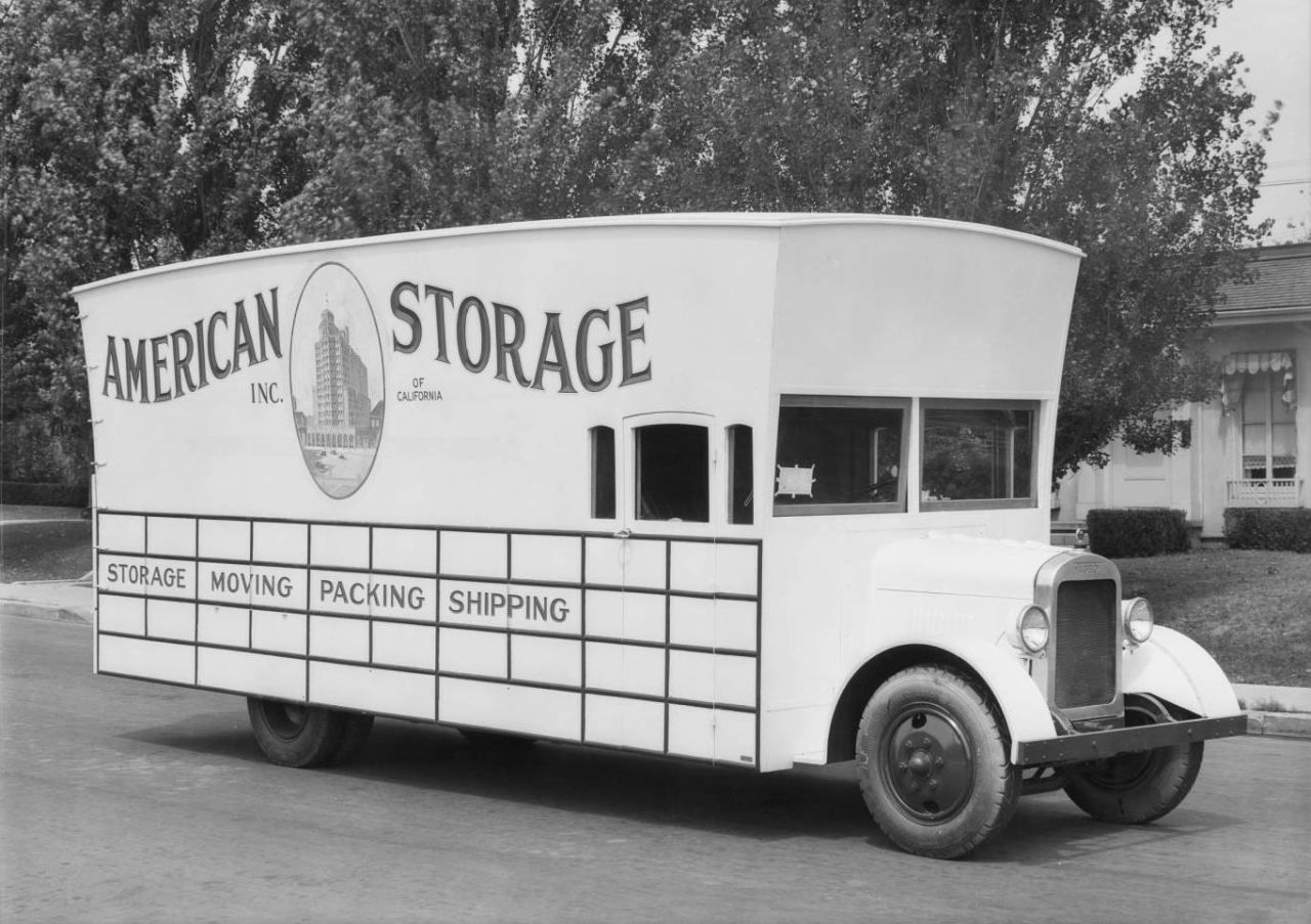 Food truck storage los angeles