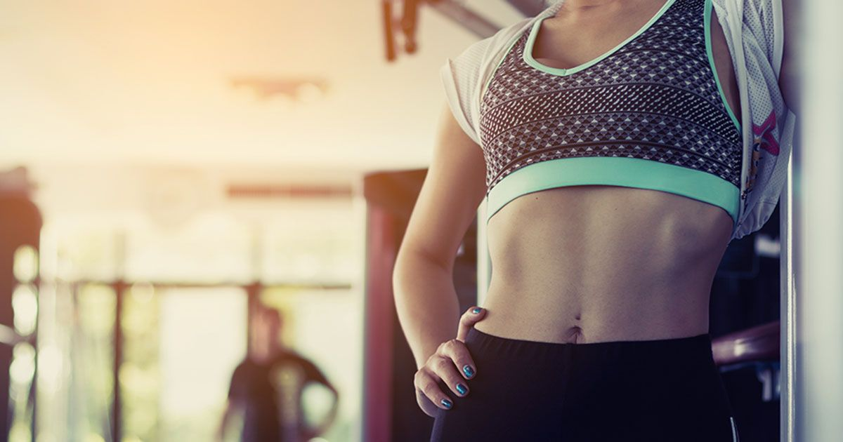 These dynamic fitness moves will sculpt your midsection and burn calories.
