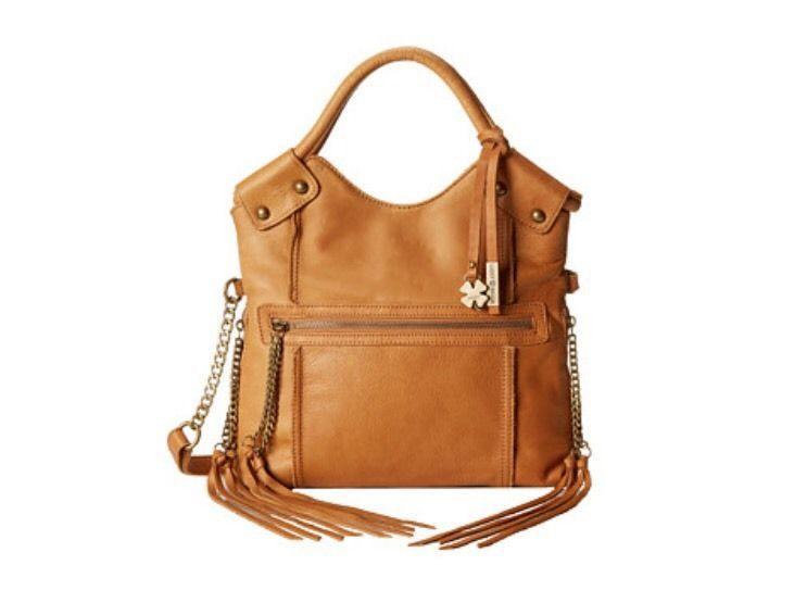 ca1054f98736 Lucky Brand Logan Flap Crossbody Camel Leather LBT1873 Retail  198   LuckyBrand  MessengerCrossBody