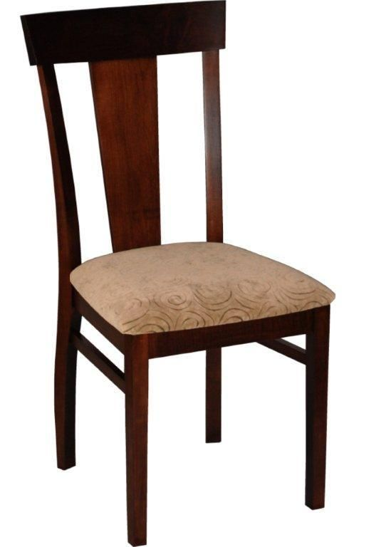 Amish Holmes County Dining Chair  Dining Chairs Room And White Simple Handmade Dining Room Chairs Design Decoration