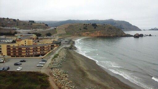 Rockaway beach California