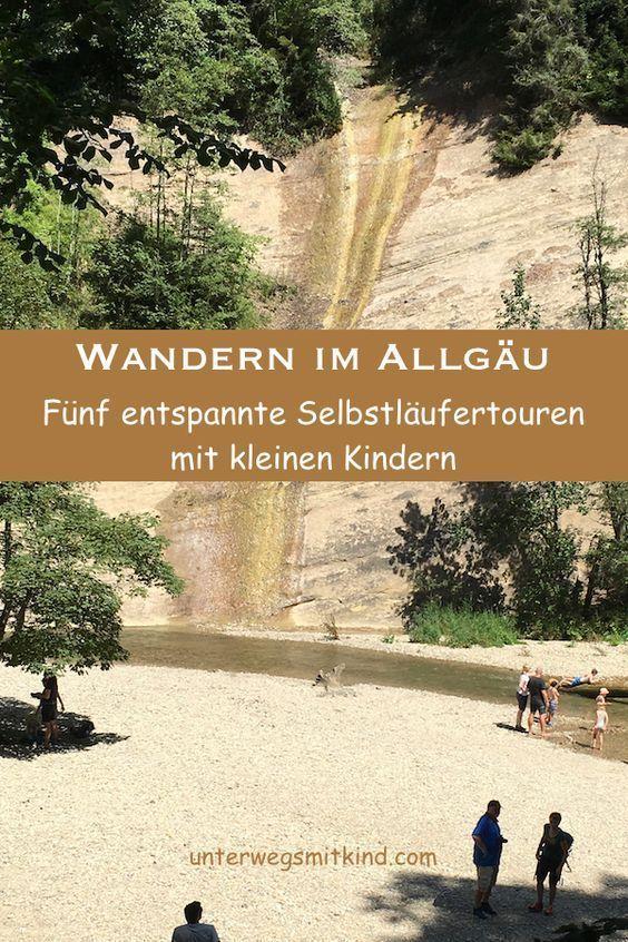 Photo of Allgäu: Die schönsten Wanderungen mit kleinen Kindern
