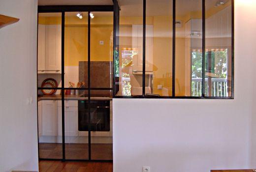 porte coulissante vitre toute hauteur | exemples de verriere