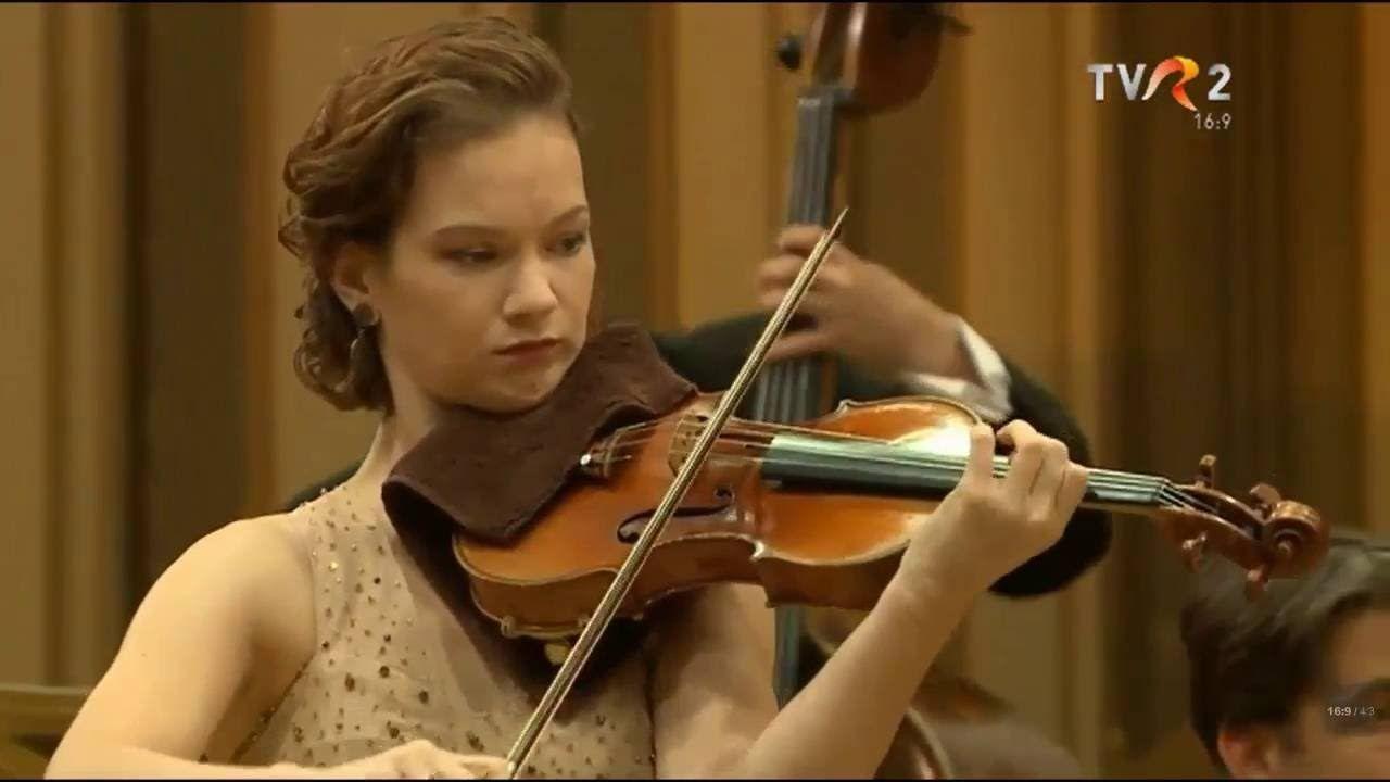 Hilary Hahn - Mozart Violin Concerto No. 3 (New Cadenzas)