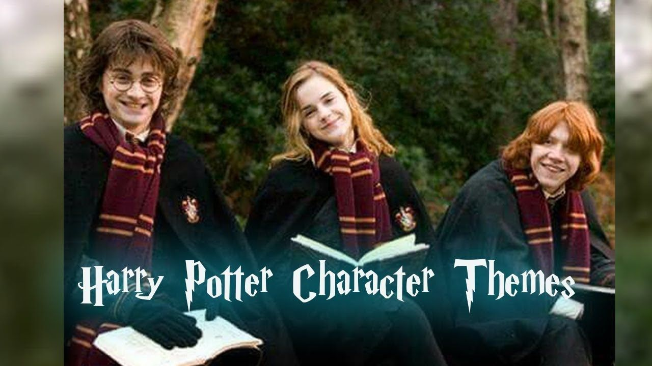 Harry Potter Character Theme Songs Youtube