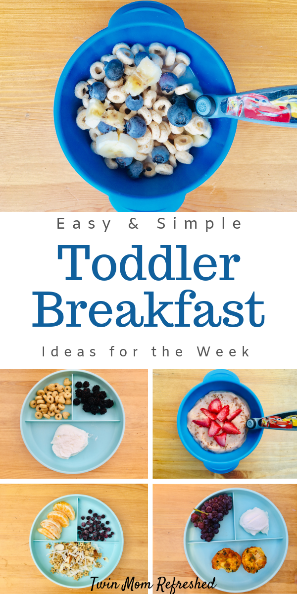 Easy And Healthy Toddler Breakfast Ideas Healthy Toddler Breakfast Toddler Breakfast Healthy Toddler Meals