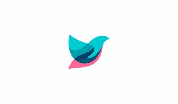 Dove Mark By Brandberry Via Behance Dove Logo Design Bird Logo Design Bird Logos
