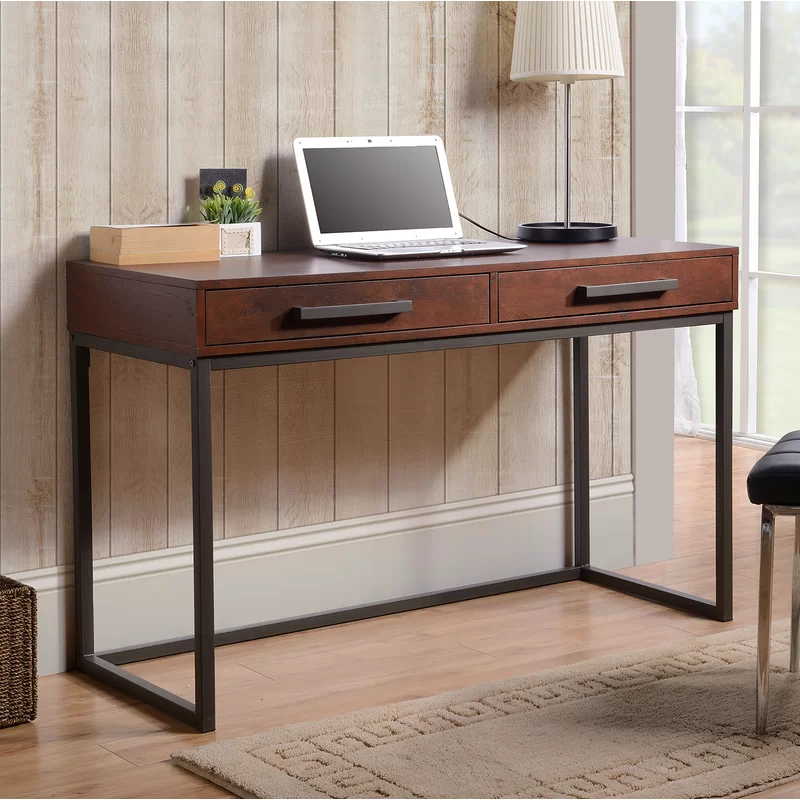 Parnassus Desk Furniture Solid Wood Desk Solid Wood Writing Desk