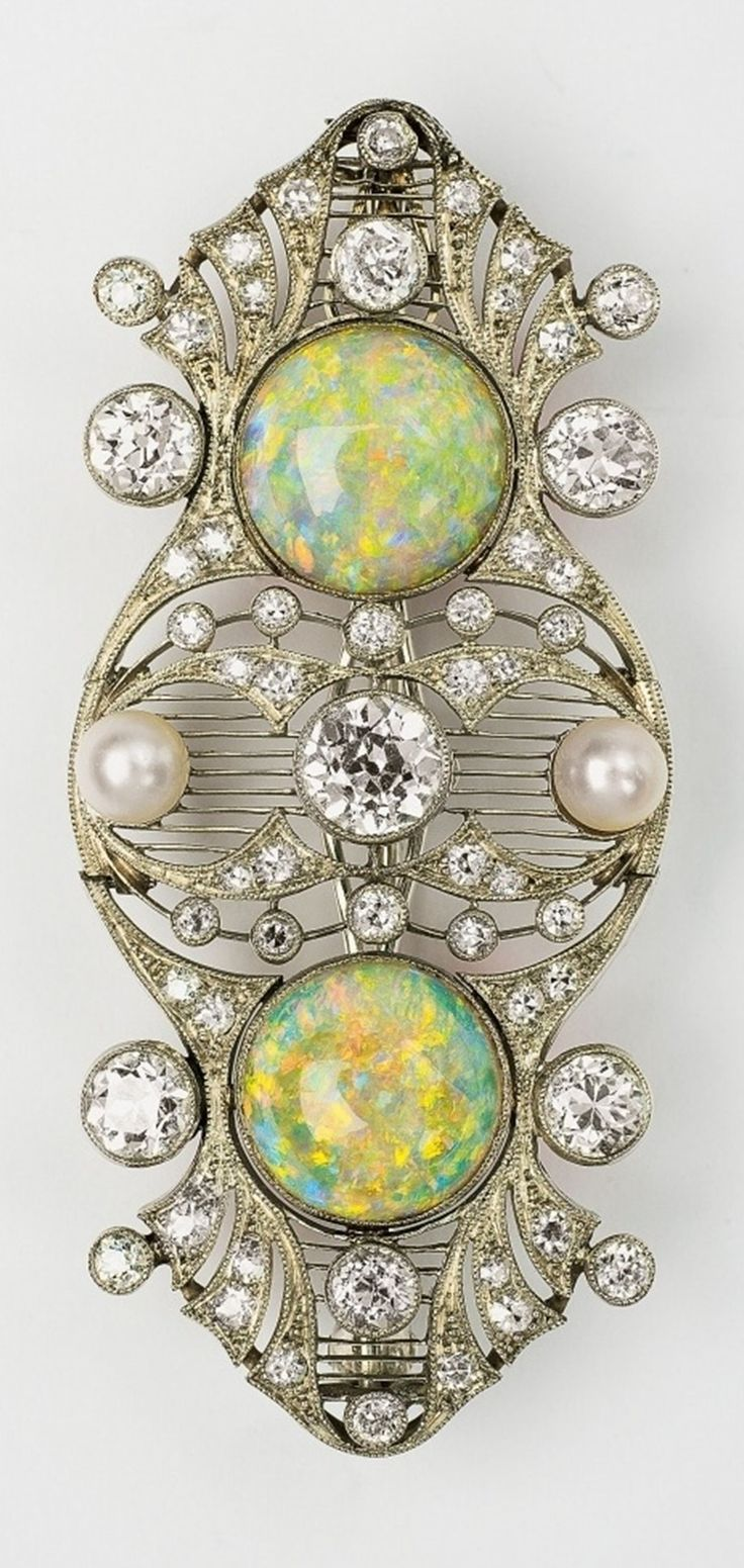 stories opal collectors vintage brooch weekly