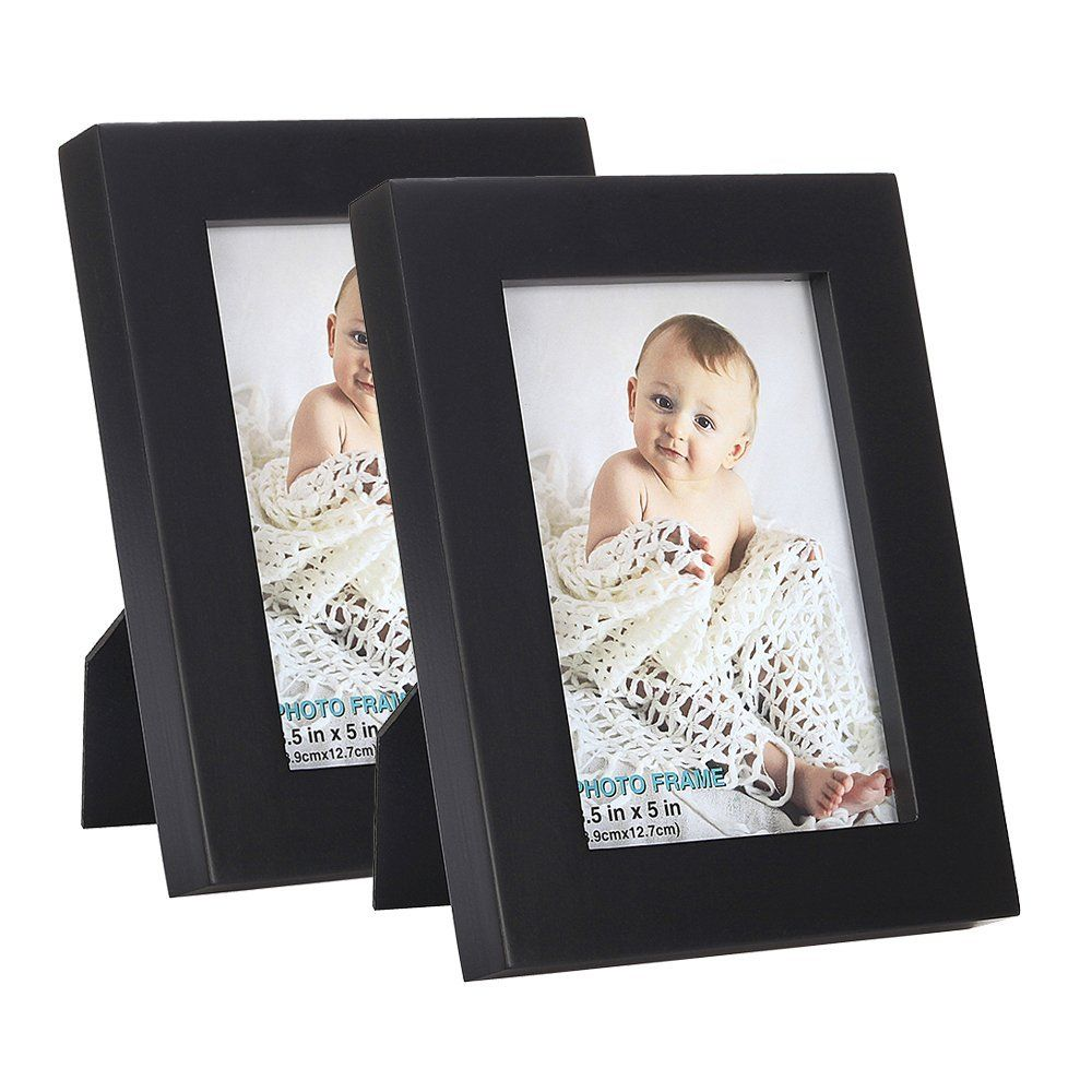 RPJC 3.5X5 Picture Frames (set Of 2) Made Of