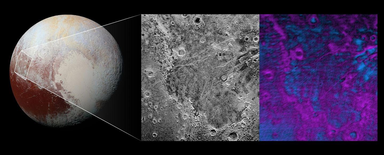 El origen de Plutón: un choque inimaginable hace 4.000 millones de años https://t.co/buNMYlkXoU #España