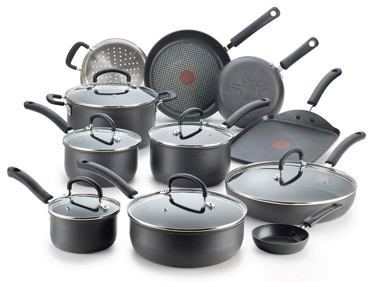 The 12 Best Pots And Pans For Gas Stove In 2020 Best Market Reviews Dishwasher Safe Cookware Cookware Set Nonstick Cookware