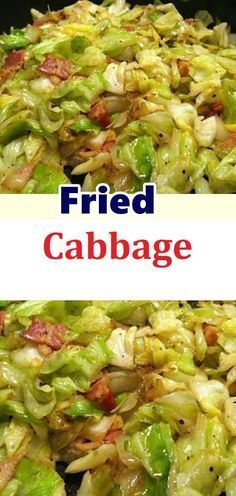 By Low Carb Layla: Fried cabbage is basic staple item in the low carb world. Surprisingly I've never tried it until I made it tonight. It was so good!